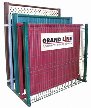 Grand line Stand