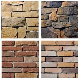 варианты облицовачного камня