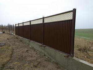 забор grand line 4